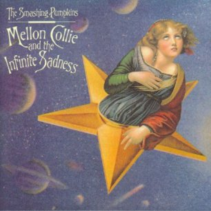 Paroles de chansons et pochette de l'album Mellon collie and the infinite sadness (CD 2 : twilight to starlight) de Smashing Pumpkins