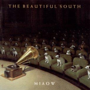 Paroles de chansons et pochette de l'album Miaow de Beautiful South