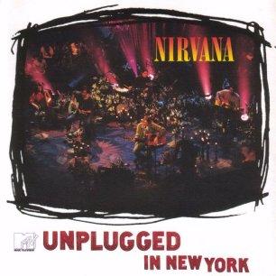 Paroles de chansons et pochette de l'album Mtv unplugged in New York de Nirvana
