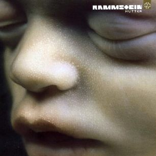 Paroles de chansons et pochette de l'album Mutter de Rammstein