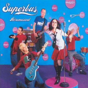 Paroles de chansons et pochette de l'album Aeromusical de Superbus