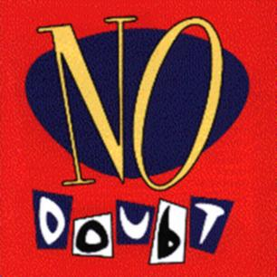 Paroles de chansons et pochette de l'album No doubt de No Doubt