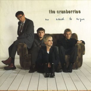 Paroles de chansons et pochette de l'album No need to argue de Cranberries