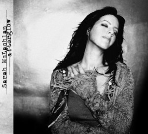 Paroles de chansons et pochette de l'album Afterglow de Sarah McLachlan