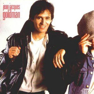 Paroles de chansons et pochette de l'album Non homologué de Jean-Jacques Goldman