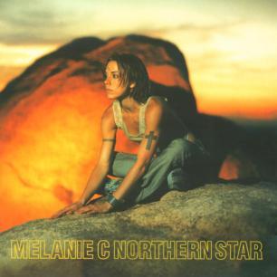 Paroles de chansons et pochette de l'album Northern star de Mel C