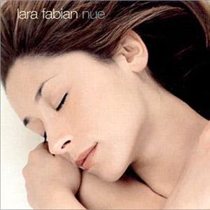 Paroles de chansons et pochette de l'album Nue de Lara Fabian