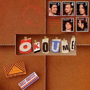 Paroles de chansons et pochette de l'album Okoumé de Okoumé