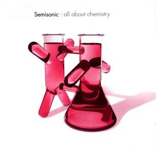 Paroles de chansons et pochette de l'album All about chemistry de Semisonic