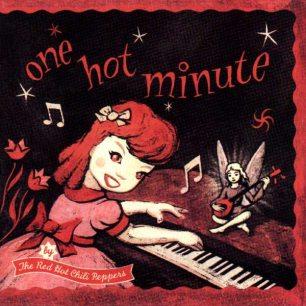 Paroles de chansons et pochette de l'album One hot minute de Red Hot Chili Peppers