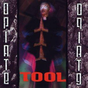 Paroles de chansons et pochette de l'album Opiate de Tool