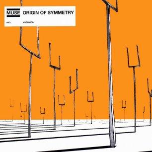 Paroles de chansons et pochette de l'album Origin of symmetry de Muse