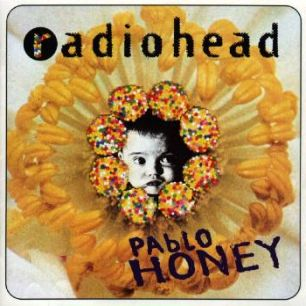 Paroles de chansons et pochette de l'album Pablo honey de Radiohead