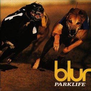 Paroles de chansons et pochette de l'album Parklife de Blur