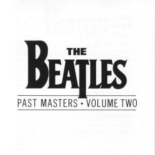 Paroles de chansons et pochette de l'album Past masters volume two de Beatles