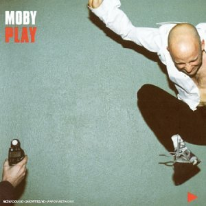 Paroles de chansons et pochette de l'album Play de Moby