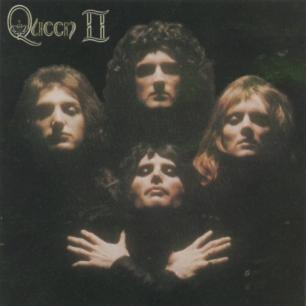 Paroles de chansons et pochette de l'album Queen II de Queen