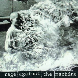 Paroles de chansons et pochette de l'album Rage against the machine de Rage Against The Machine