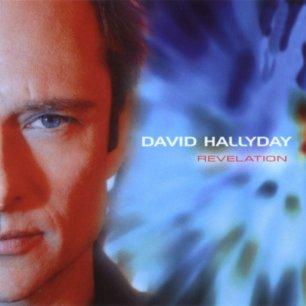 Paroles de chansons et pochette de l'album Révélation de David Hallyday