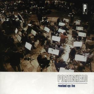 Paroles de chansons et pochette de l'album Roseland NYC live de Portishead