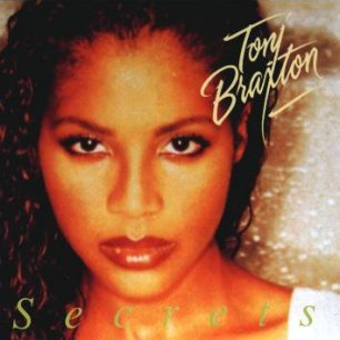 Paroles de chansons et pochette de l'album Secrets de Toni Braxton