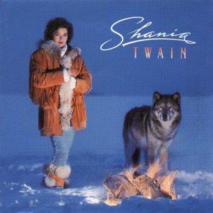 Paroles de chansons et pochette de l'album Shania twain de Shania Twain