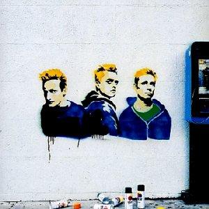 Paroles de chansons et pochette de l'album Shenanigans de Green Day