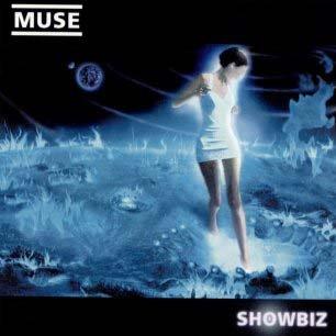 Paroles de chansons et pochette de l'album Showbiz de Muse