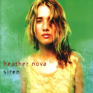 Paroles de chansons et pochette de l'album Siren de Heather Nova