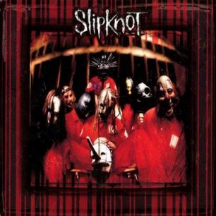 Paroles de chansons et pochette de l'album Slipknot de Slipknot