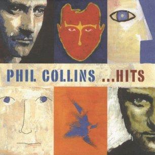 Paroles de chansons et pochette de l'album ...hits de Phil Collins