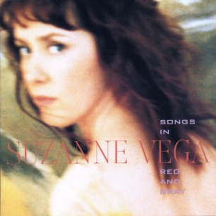 Paroles de chansons et pochette de l'album Songs in red and grey de Suzanne Vega