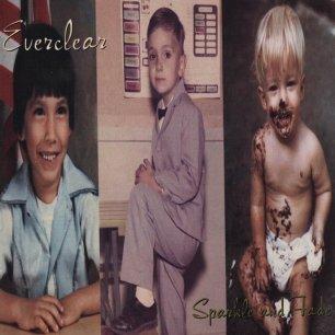 Paroles de chansons et pochette de l'album Sparkle and fade de Everclear
