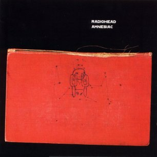 Paroles de chansons et pochette de l'album Amnesiac de Radiohead