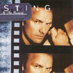 Paroles de chansons et pochette de l'album Sting at the movies de Sting (& The Police)