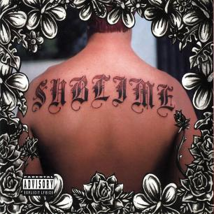 Paroles de chansons et pochette de l'album Sublime de Sublime