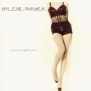 Paroles de chansons et pochette de l'album Anamorphosée de Mylène Farmer