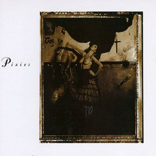 Paroles de chansons et pochette de l'album Surfer rosa de Pixies