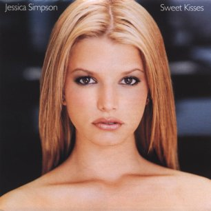 Paroles de chansons et pochette de l'album Sweet kisses de Jessica Simpson