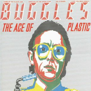 Paroles de chansons et pochette de l'album The age of plastic de Buggles