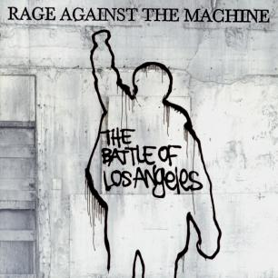 Paroles de chansons et pochette de l'album The battle of Los Angeles de Rage Against The Machine