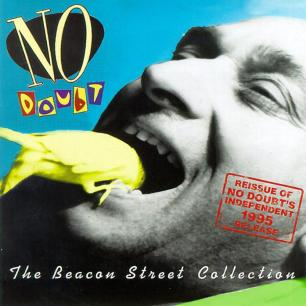 Paroles de chansons et pochette de l'album The beacon street collection de No Doubt