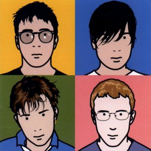 Paroles de chansons et pochette de l'album The best of (CD 2) de Blur