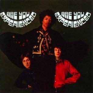 Paroles de chansons et pochette de l'album Are you experienced de Jimi Hendrix