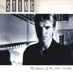 Paroles de chansons et pochette de l'album The dream of the blue turtles de Sting (& The Police)