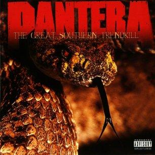 Paroles de chansons et pochette de l'album The great southern trendkill de Pantera