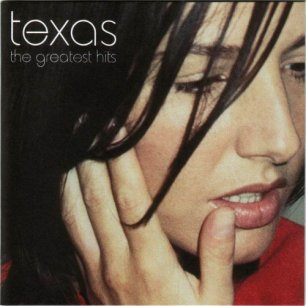 Paroles de chansons et pochette de l'album The greatest hits de Texas