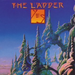 Paroles de chansons et pochette de l'album The ladder de Yes