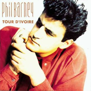 Paroles de chansons et pochette de l'album Tour d'ivoire de Phil Barney
