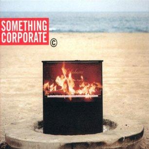 Paroles de chansons et pochette de l'album Audio boxer de Something Corporate